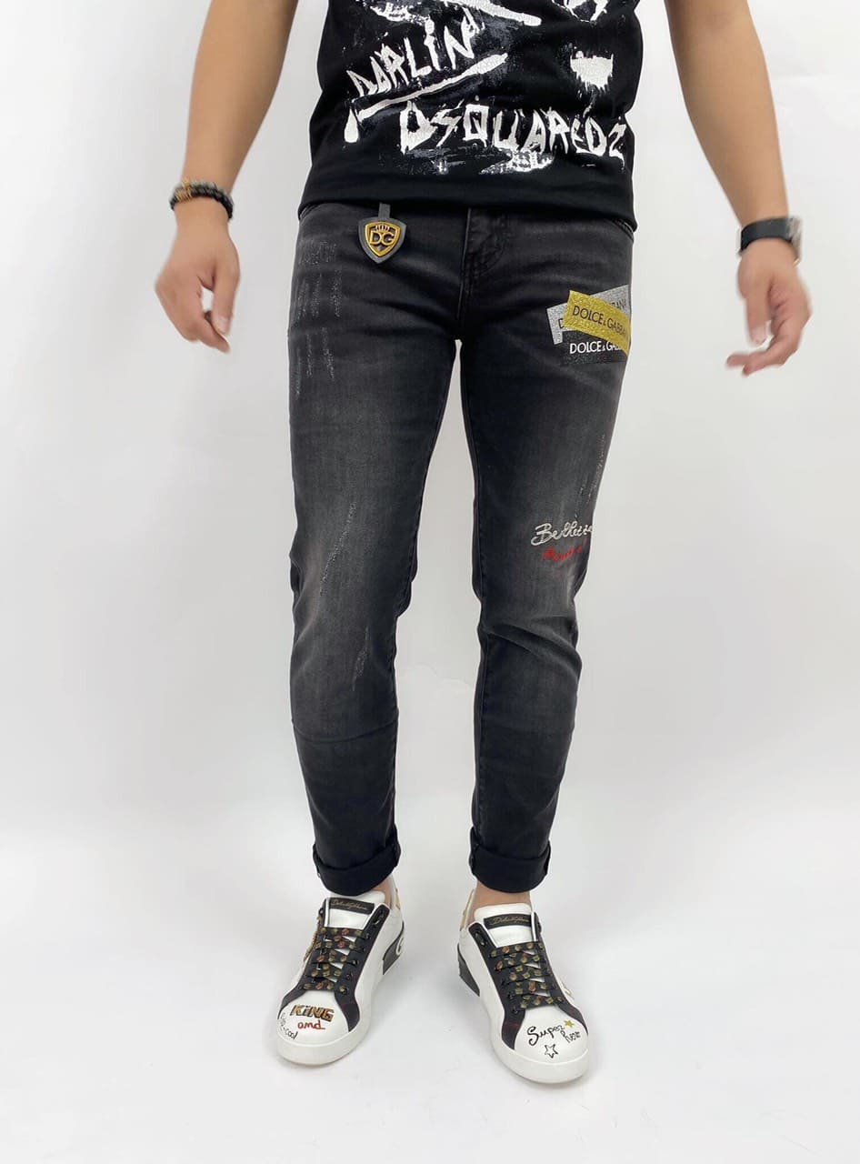 Quần jean Dolce & Gabbana
