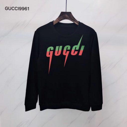 Áo nỉ da cá Gucci 2020