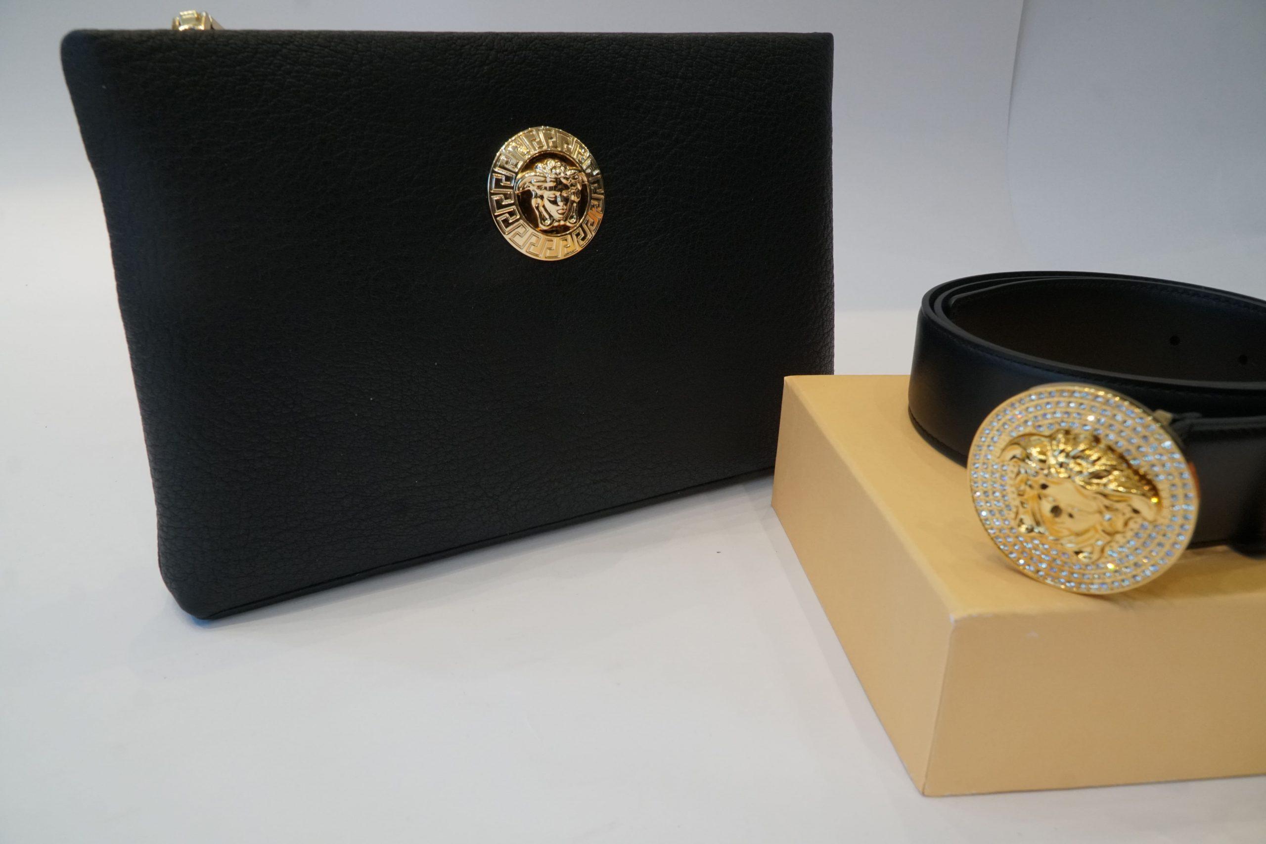 Dây lưng Versace M-19
