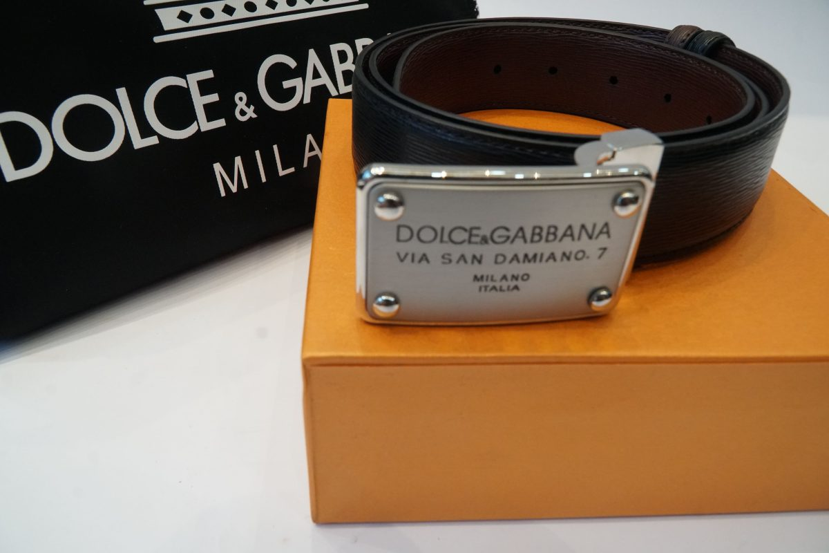 Dây lưng D&G M-01