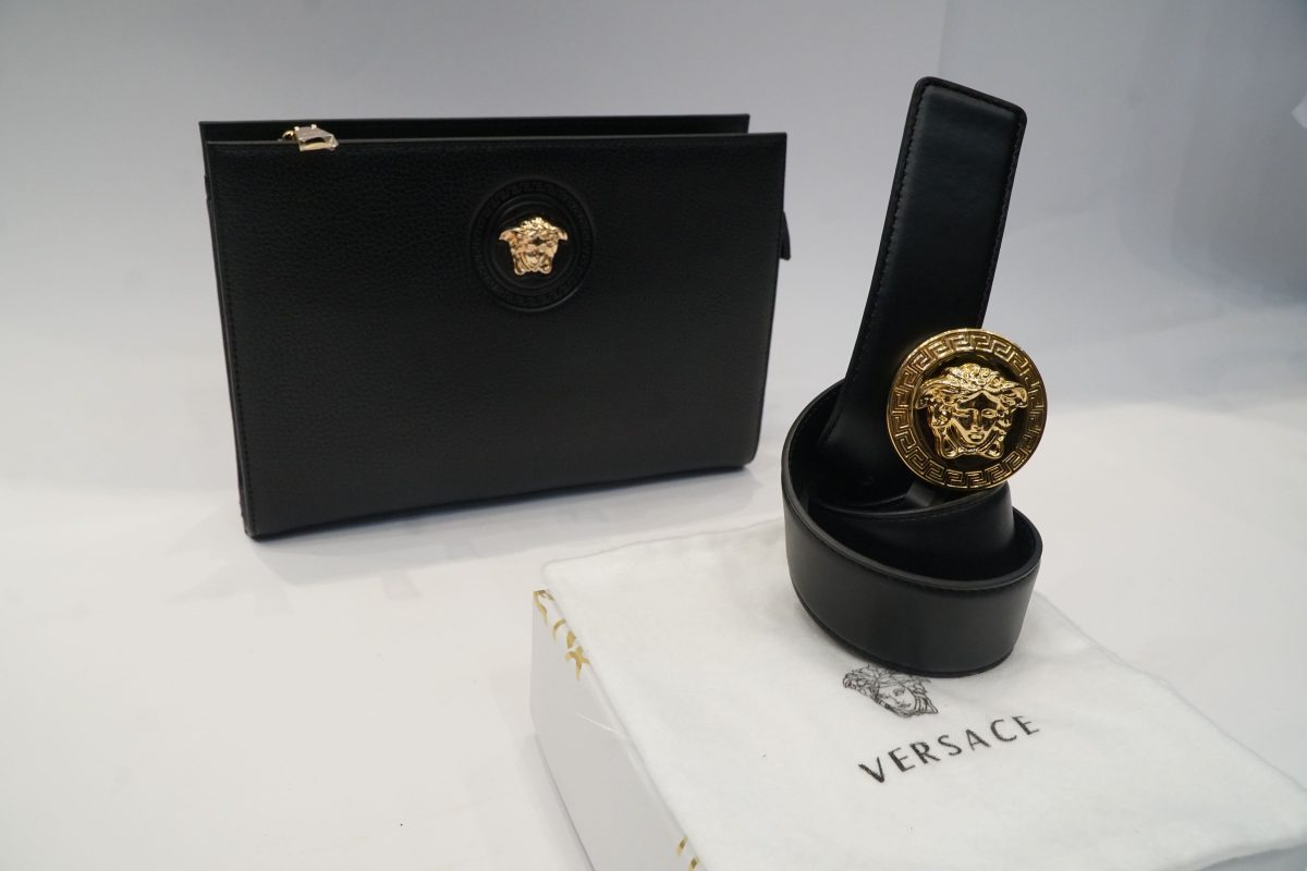 Dây lưng Versace M-11