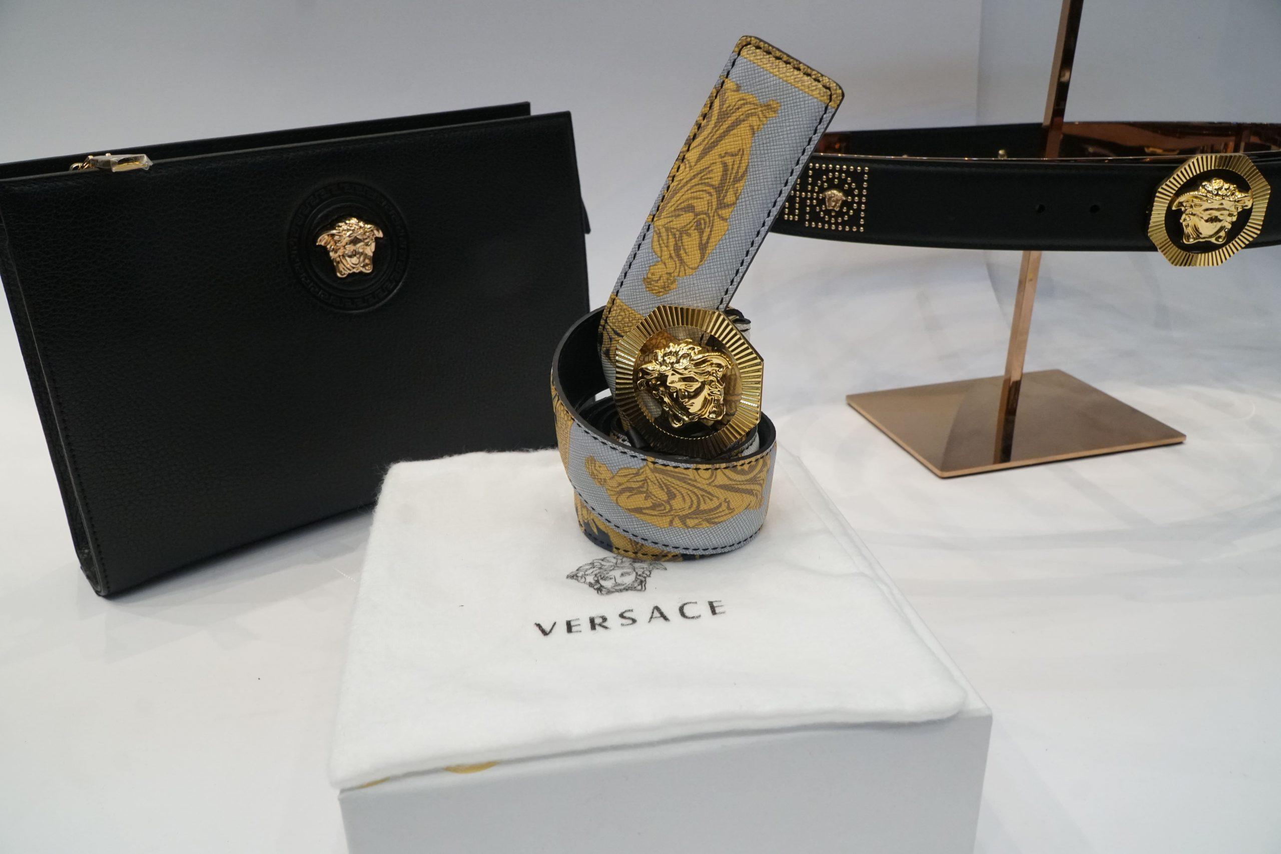 Dây lưng Versace M-01