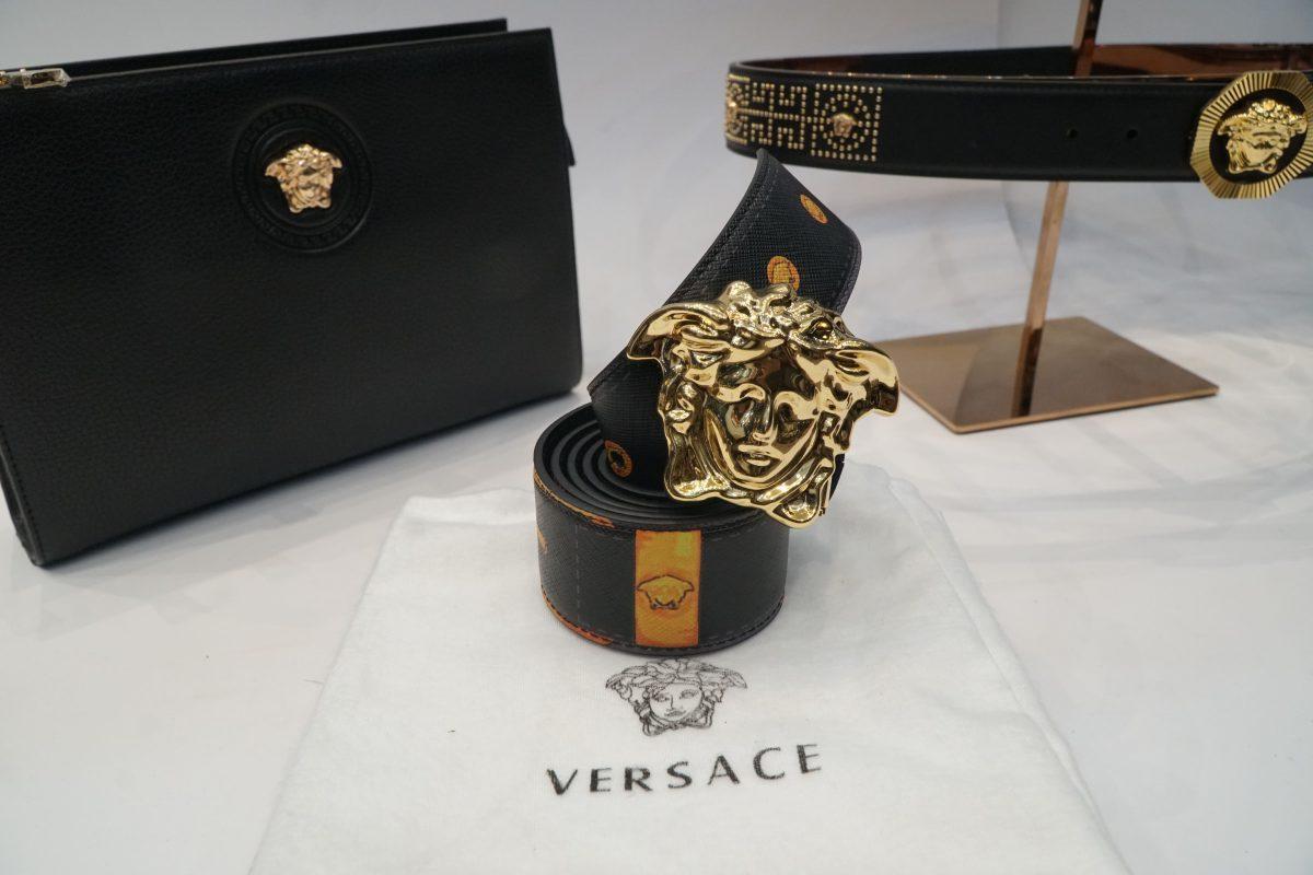 Dây lưng Versace M-08